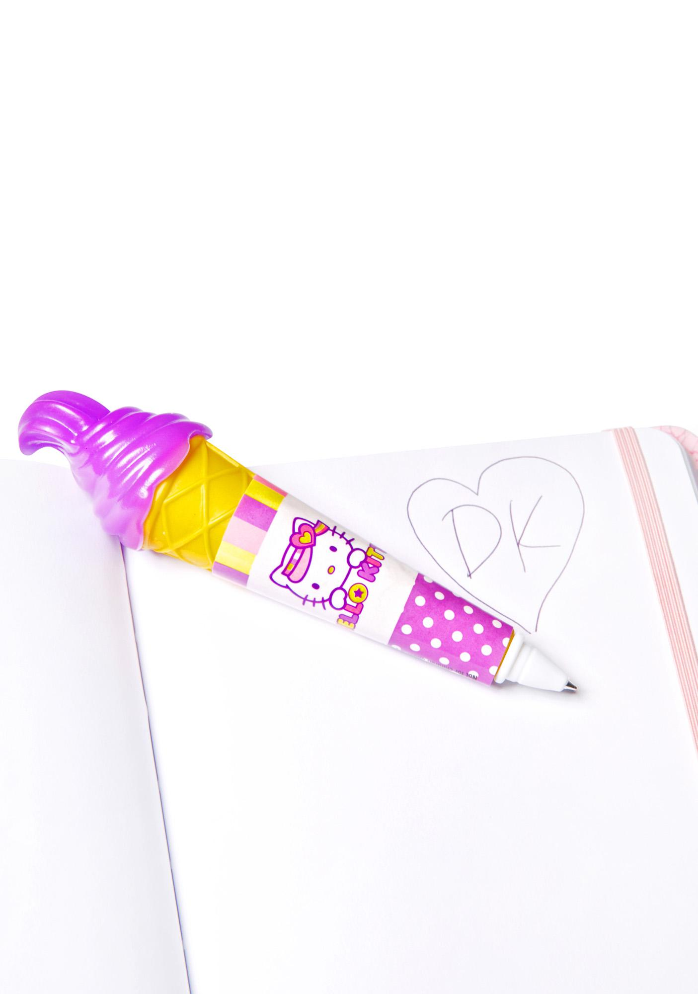 Sanrio Light-Up Ice Cream Pen