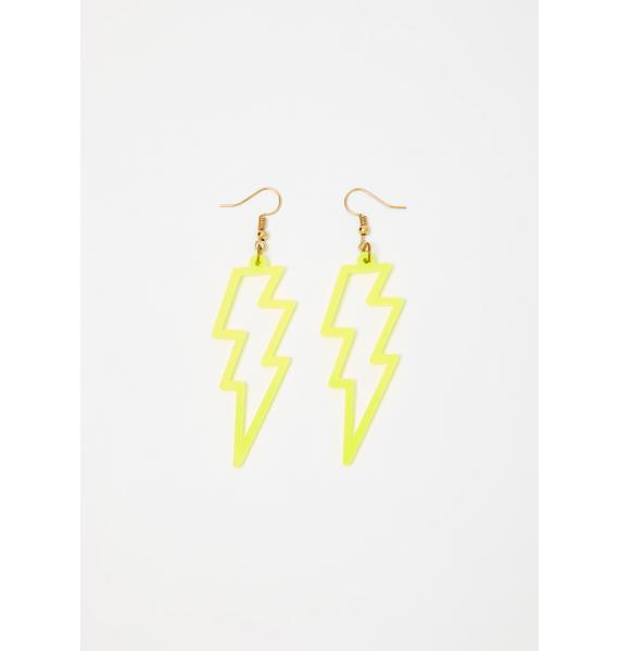 Light Me Up Drop Earrings