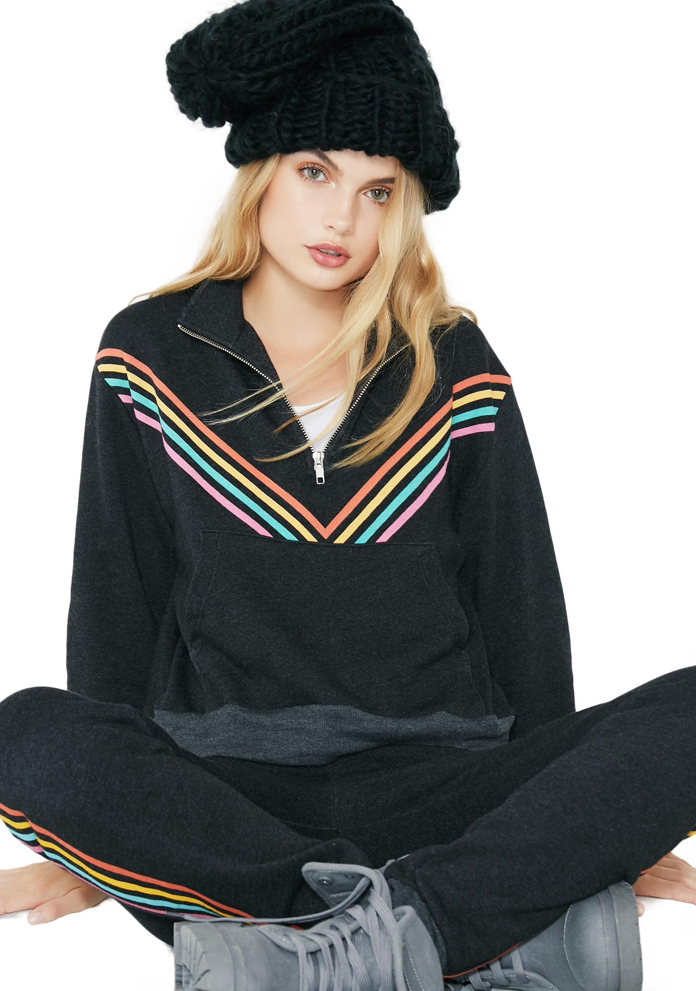 Wildfox Couture 80s Track Star Soto Warm-Up