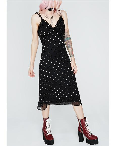 Dream Date Midi Dress