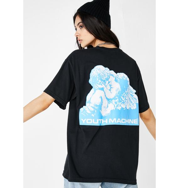 Youth Machine Let Down Graphic Tee