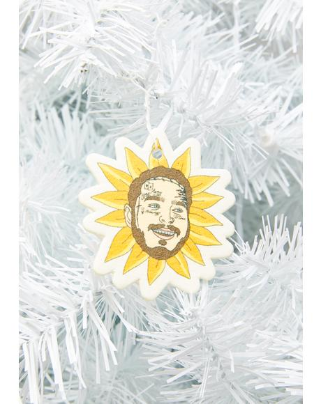 Posty Flower Air Freshener