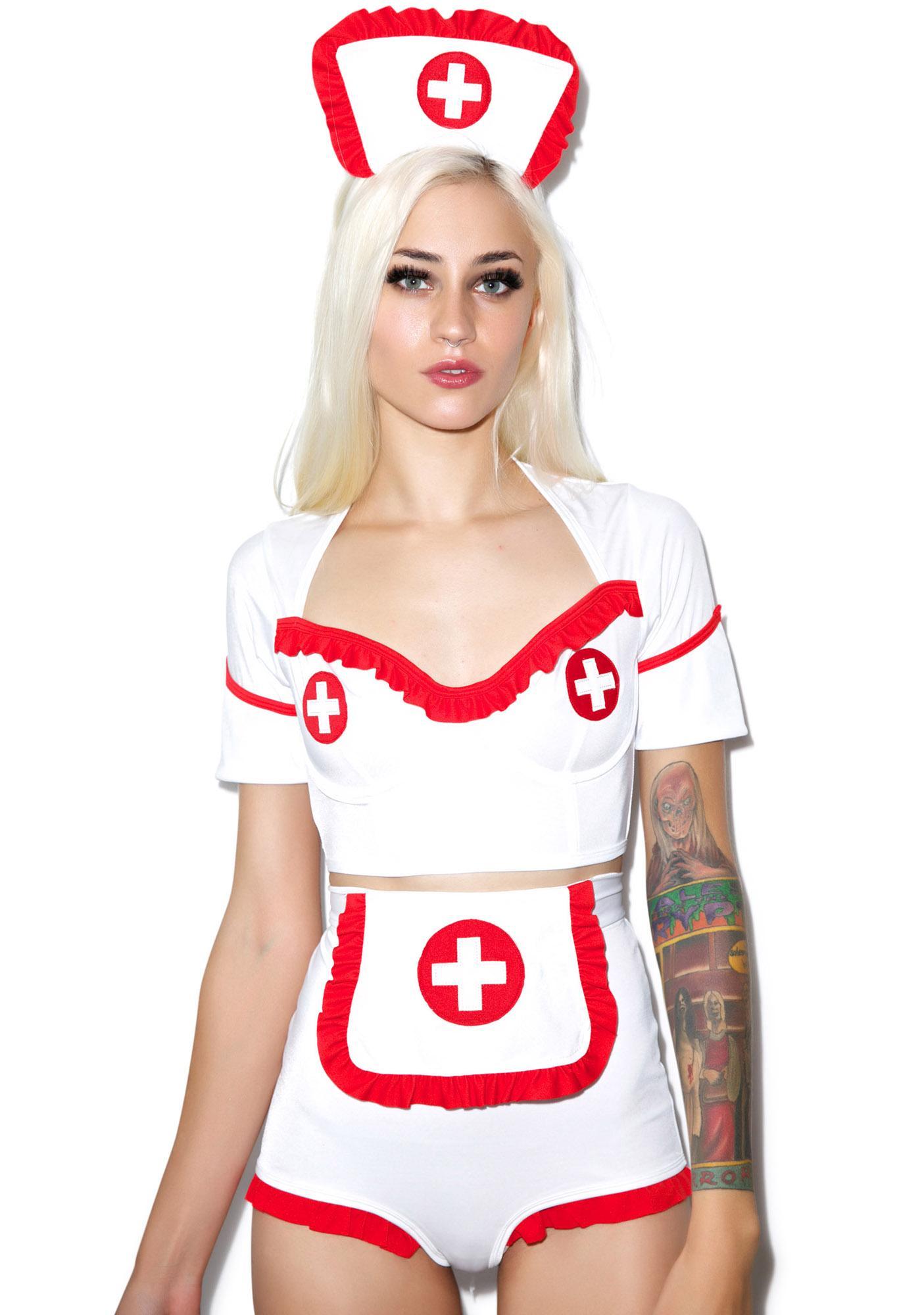 First Aid Flirt Costume