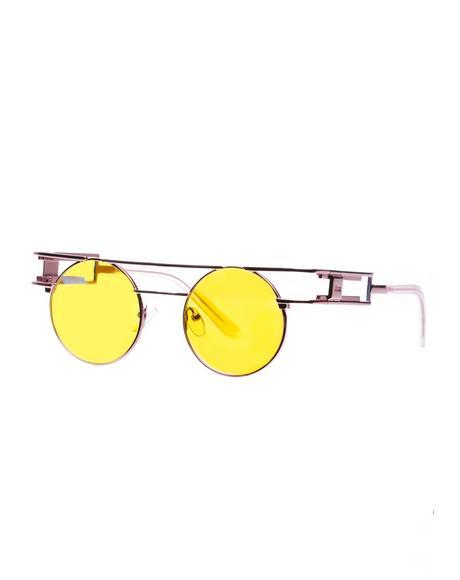 Speqz Pink Holo Sunglasses