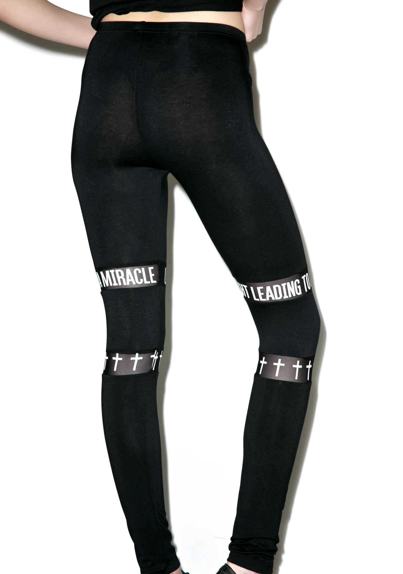 Magic Academia Leggings
