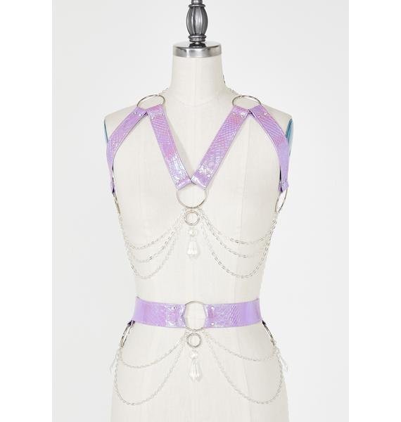 Seagypsy Couture Opal Crystal Harness