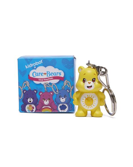Care Bears Vinyl Keychain Blind Box