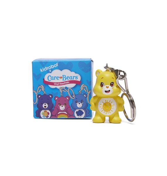 Kidrobot Care Bears Vinyl Keychain Blind Box