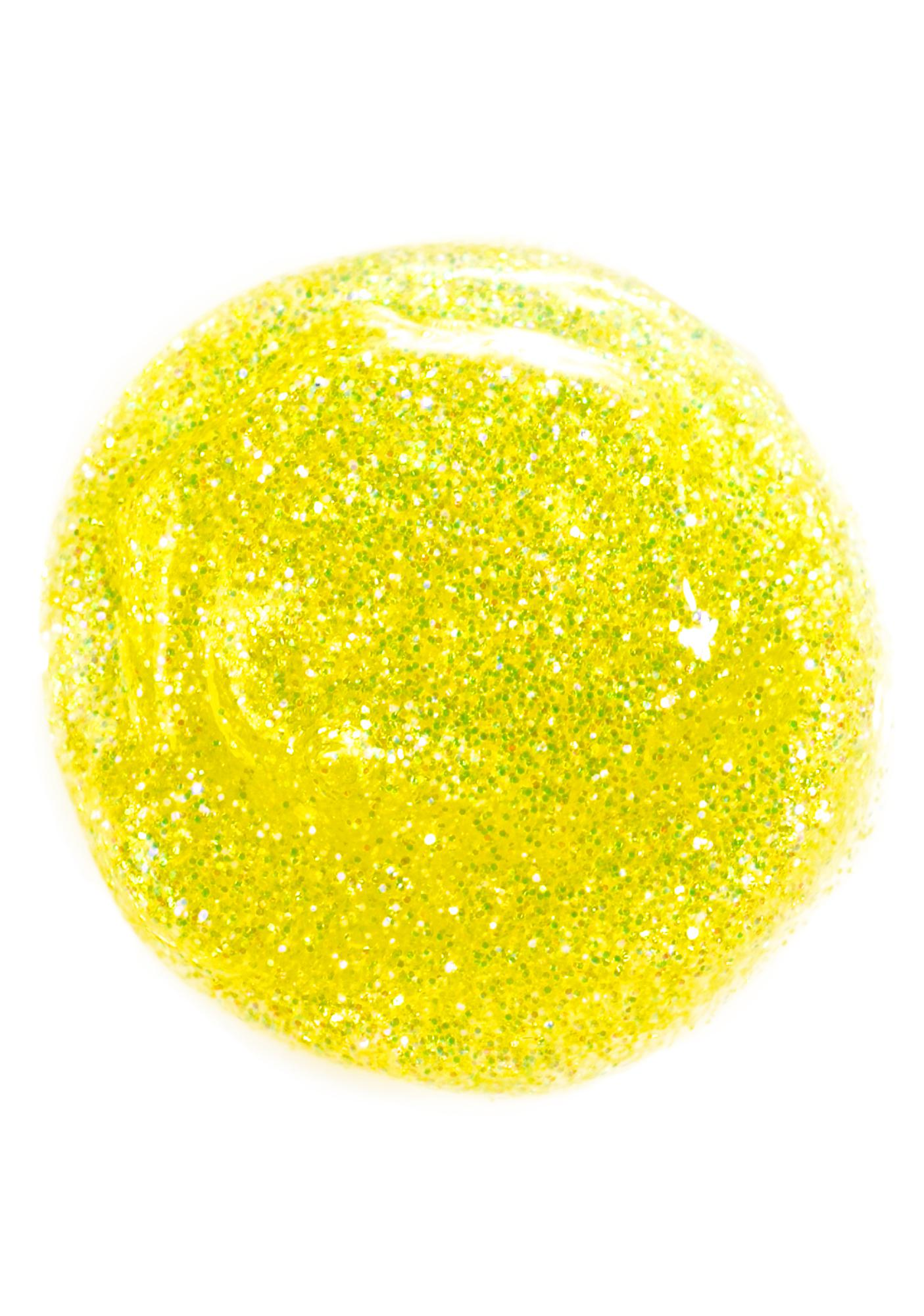 Unicorn Snot Goldie Glitter Gel