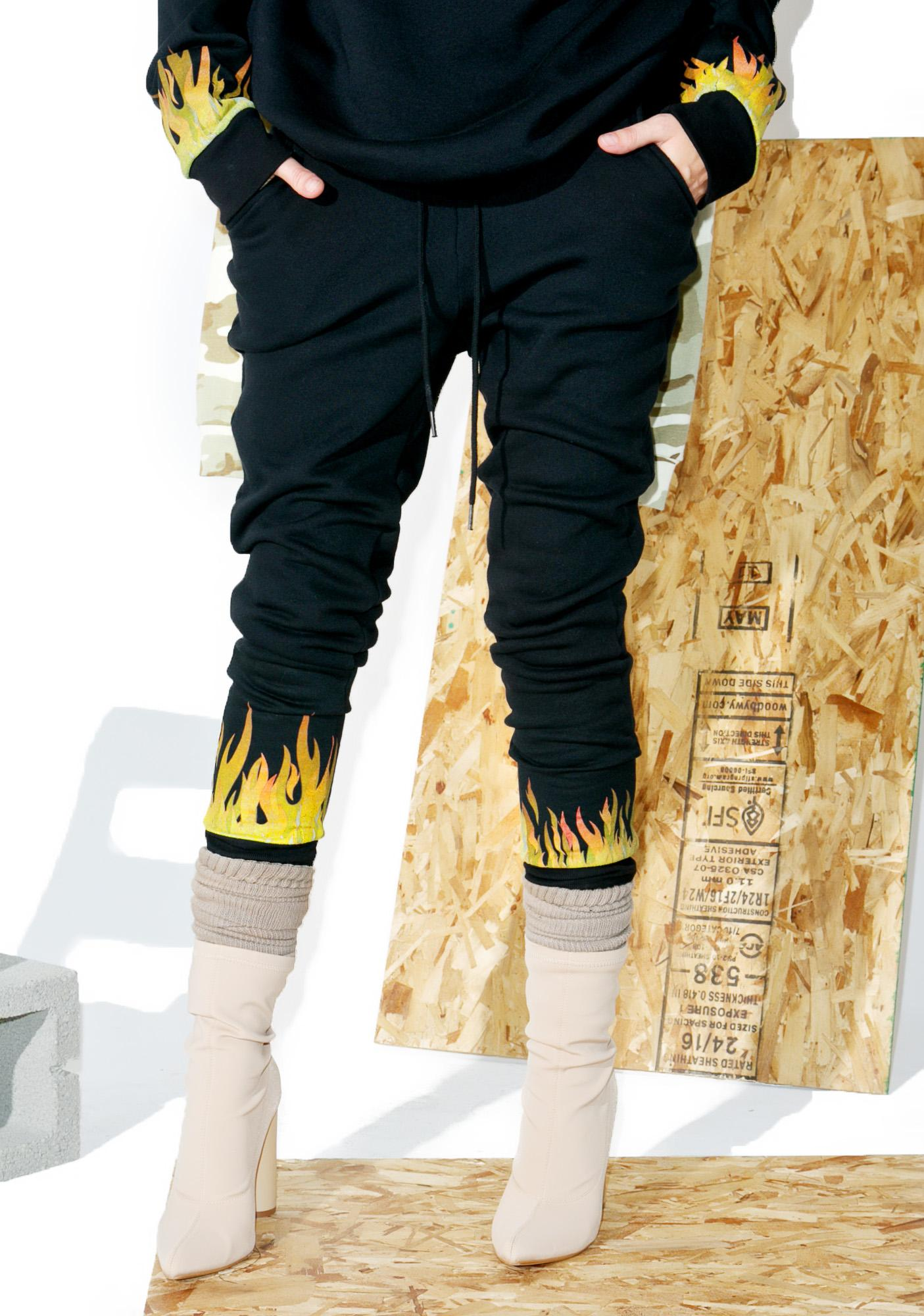 Hardware LDN Flame Joggers