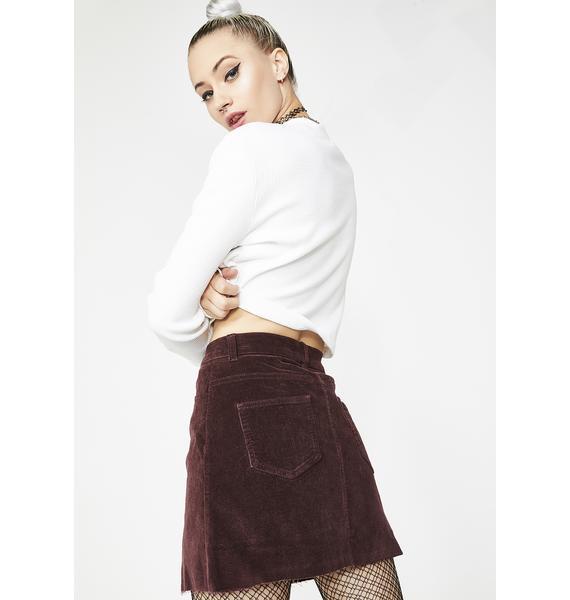 Petty Queen Mini Skirt