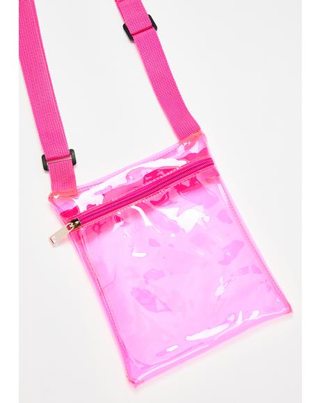 Lollipop Electro Crossbody Bag