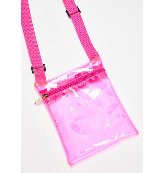 Lollipop Electro Crossbody Bag