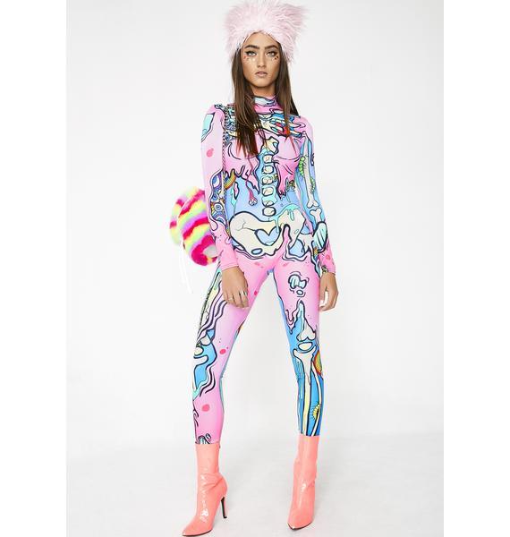 Badinka Kawaii Pop Art Costume