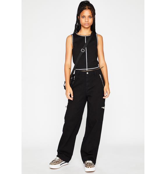 dELiA*s by Dolls Kill Life's Like This Cargo Pants