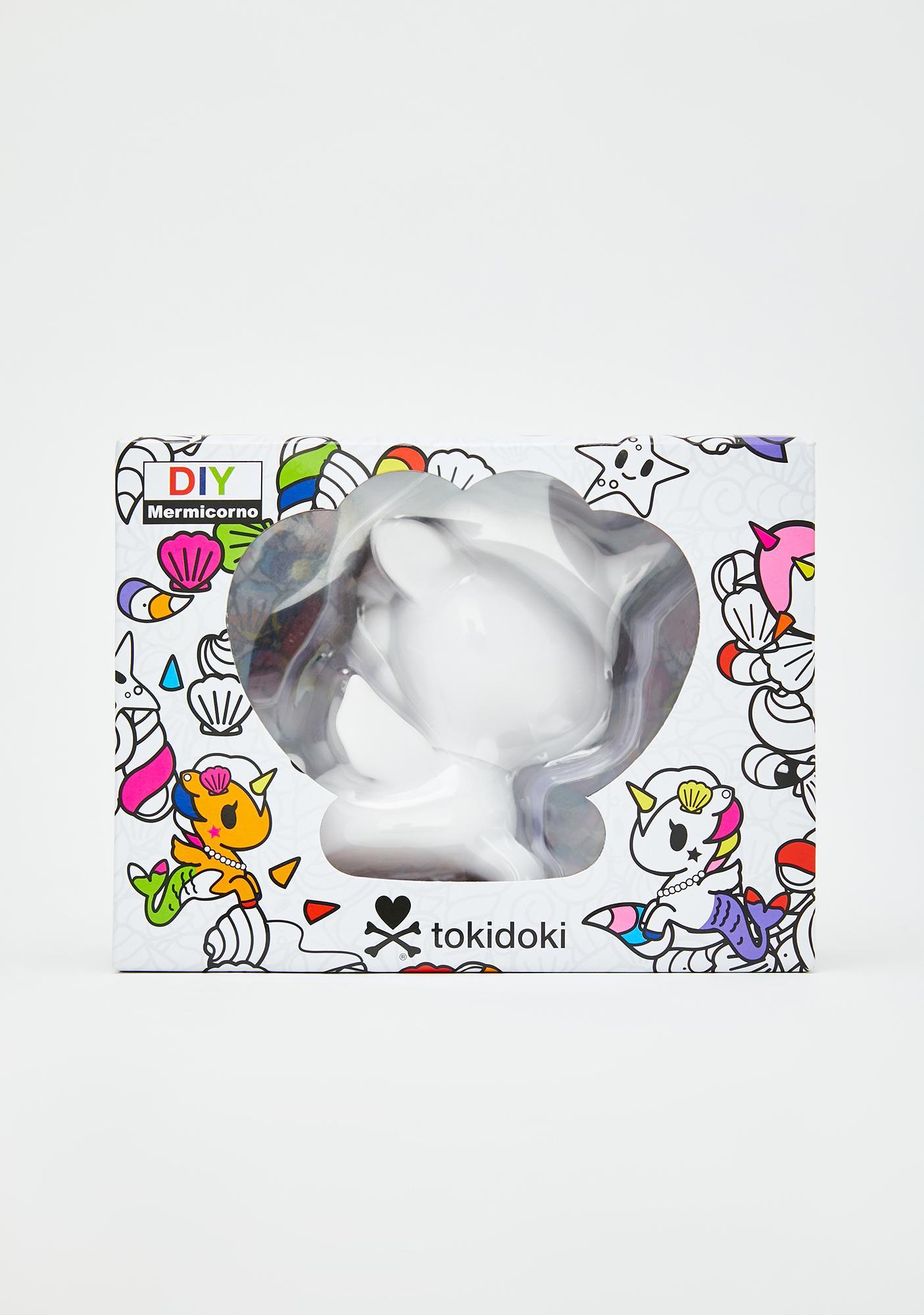 Tokidoki DIY Mermicorno Toy