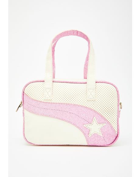 Bon Bon Sparkle Kitty Sport Bag