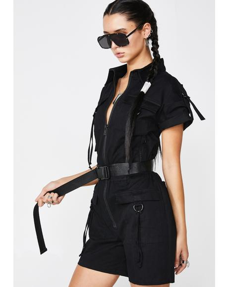 Werk The World Cargo Romper