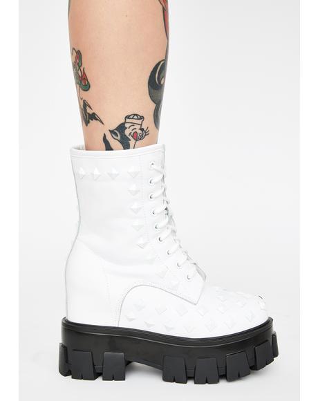 Pure Punk Master Platform Boots
