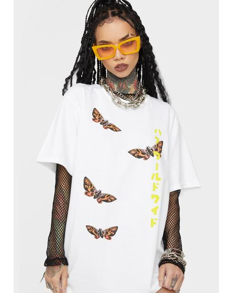 Mothra Graphic Tee