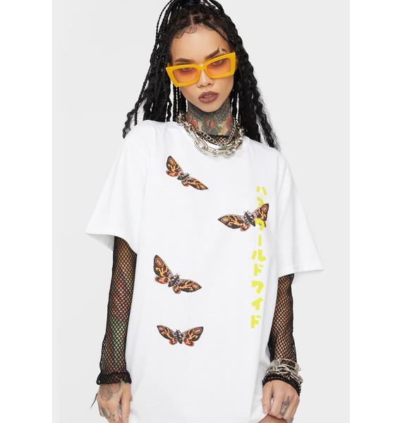 HUF Mothra Graphic Tee