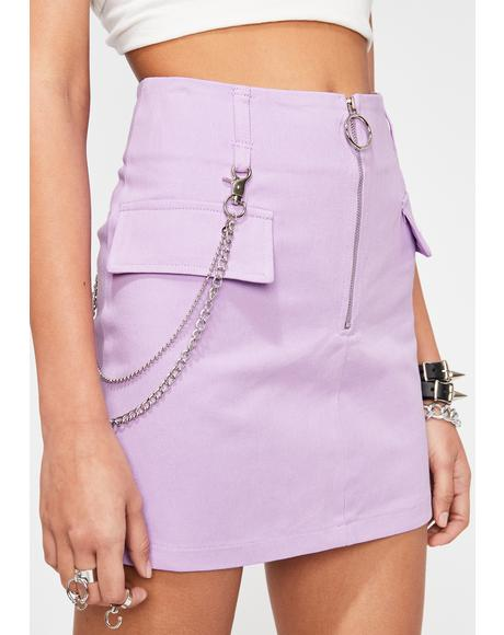 Magic Trust Fund Mini Skirt