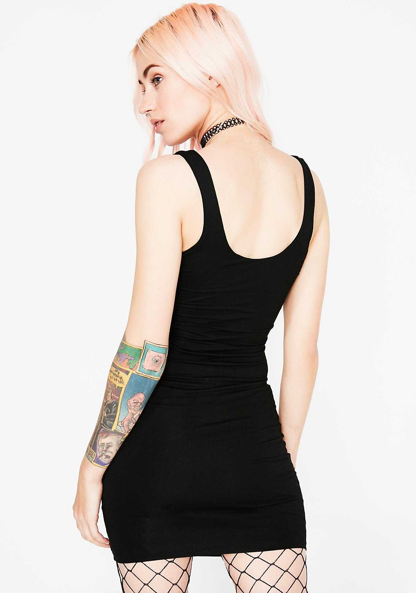 Never Better Tank Dress