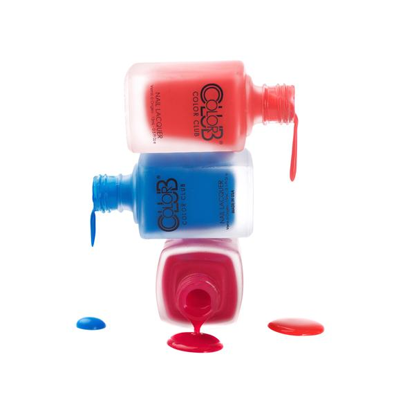 Color Club Trapper Keeper Nail Polish