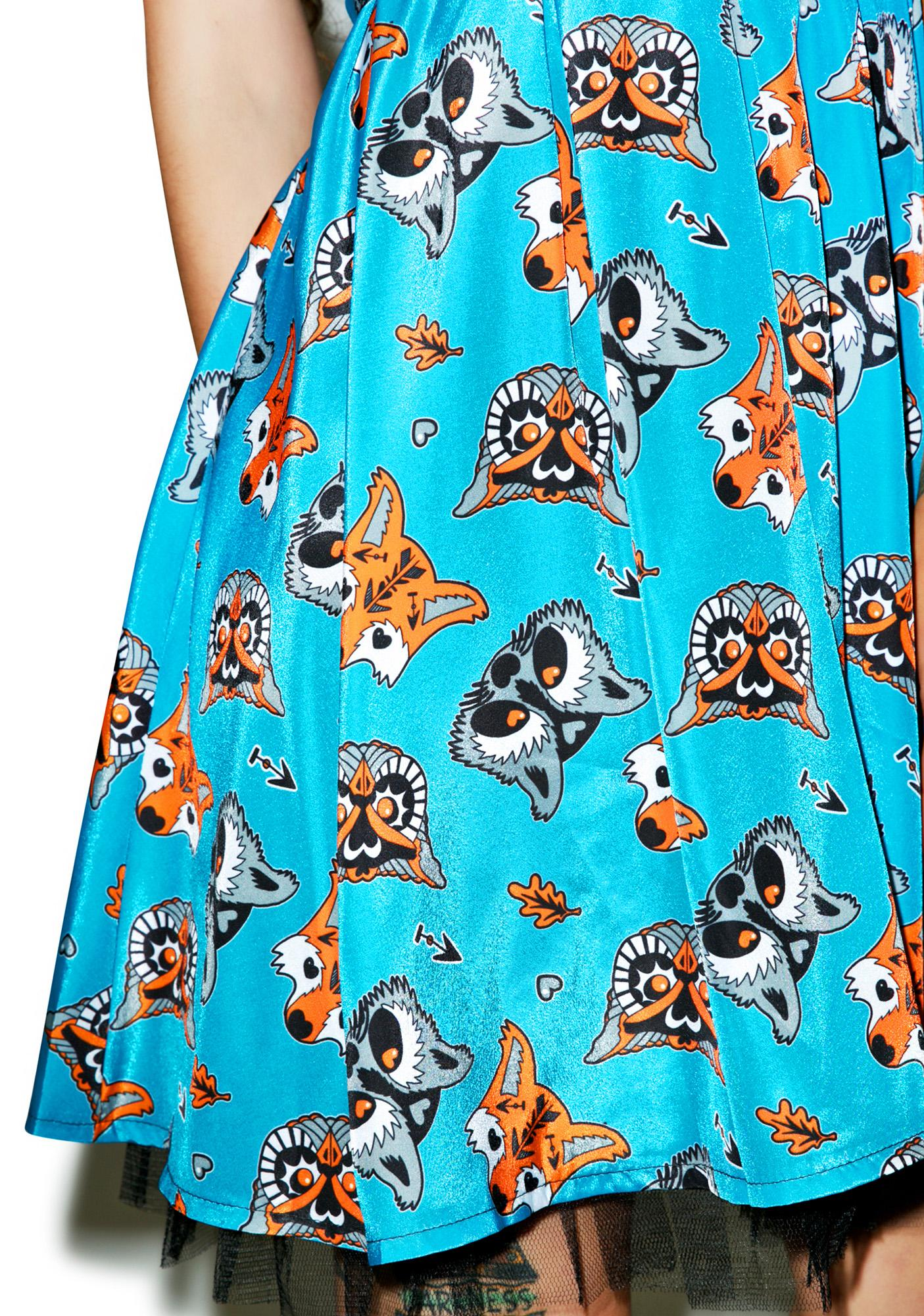 Forest Friends Dress
