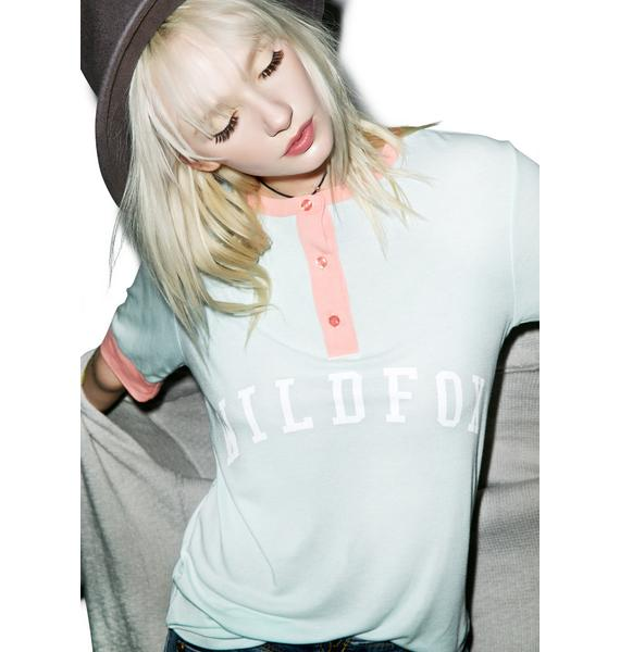 Wildfox Couture Wildfox Sport Retro Raglan