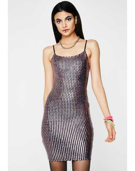 Disco Sparkle Dress