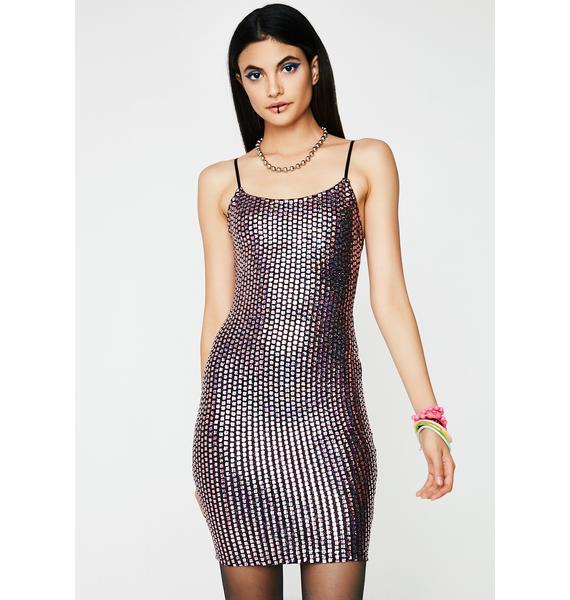 Disco Sparkle Dress