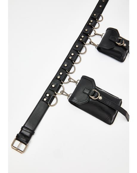 Nocturnal Legend Belt Bag