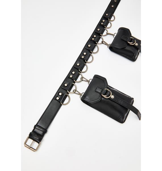 Club Exx Nocturnal Legend Belt Bag