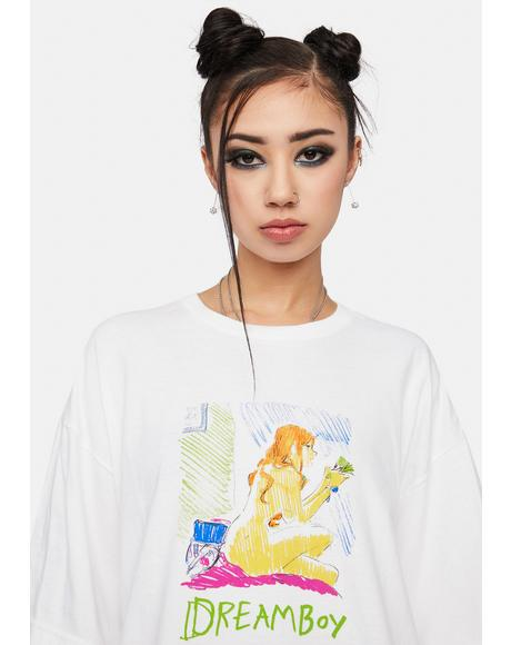 Call Girl Graphic Tee
