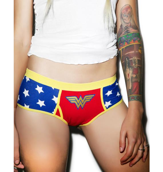 Undergirl Wonder Woman Panties