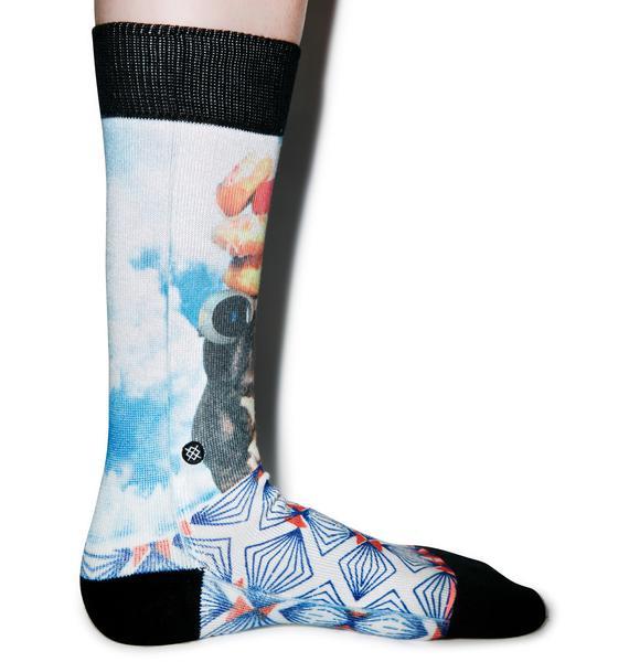 Stance Baby Queen Pam Socks