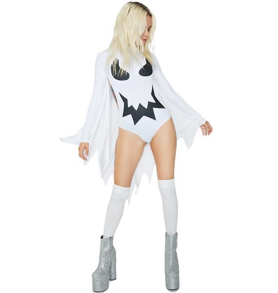 Dolls Kill Goin' Ghost Costume