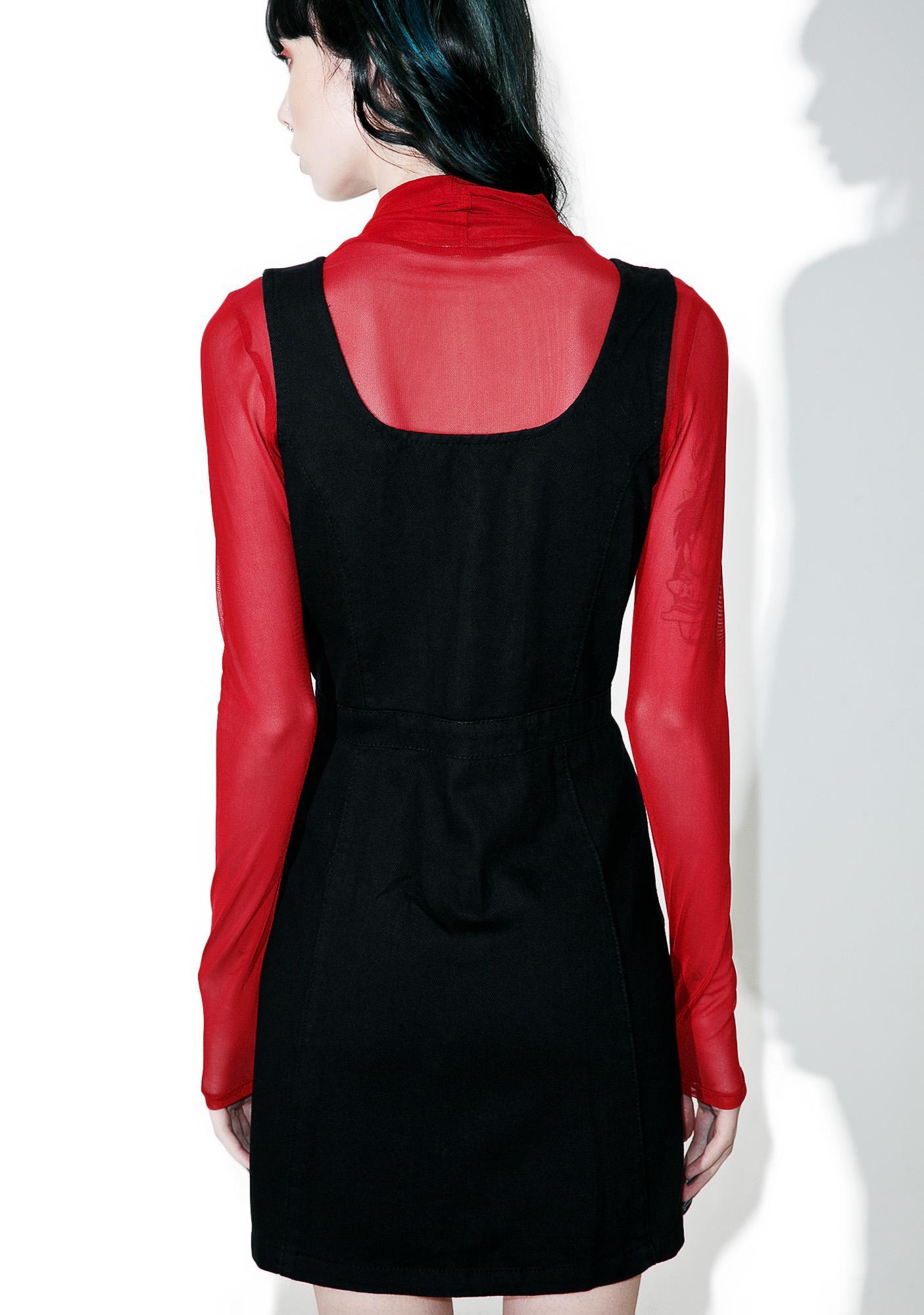 Glamorous Down Home Denim Dress