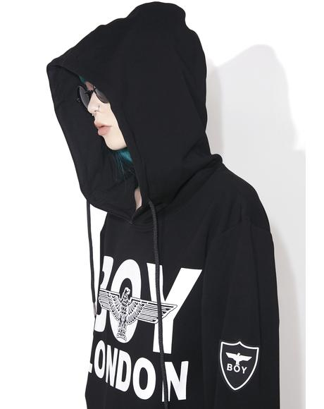 Midnight Pullover Hoodie