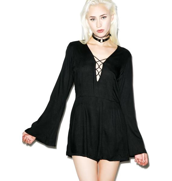 Motel Leam Playsuit