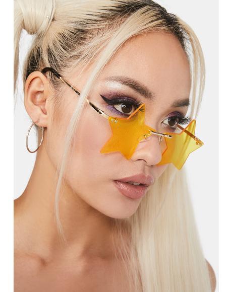 Wish Come True Star Sunglasses