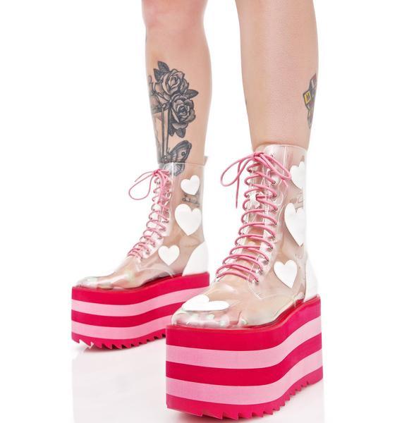 Sugar Thrillz Lovesick Boots