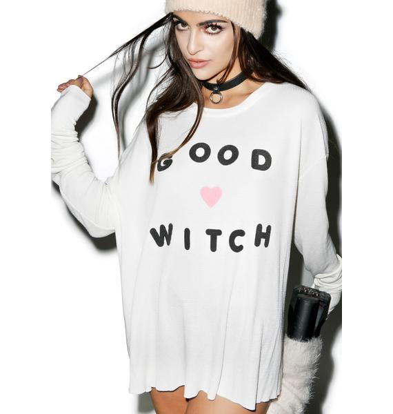 Wildfox Couture Good Witch Effortless Thermal