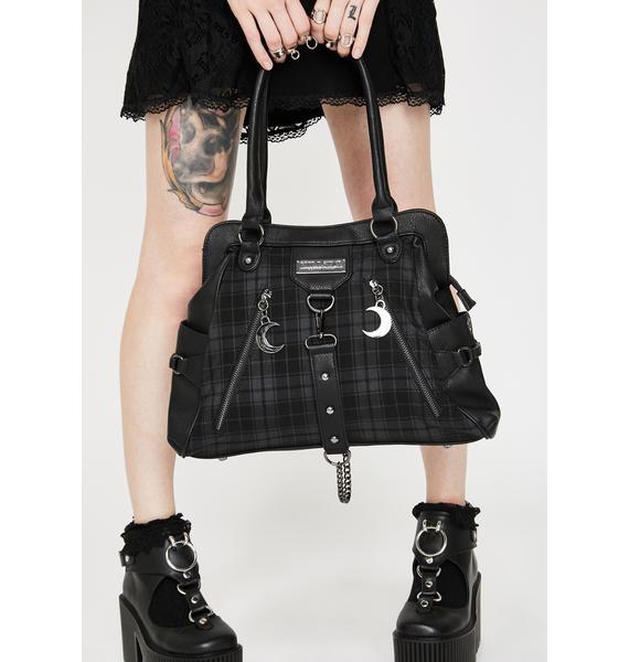 Killstar Tartan Darklands Handbag