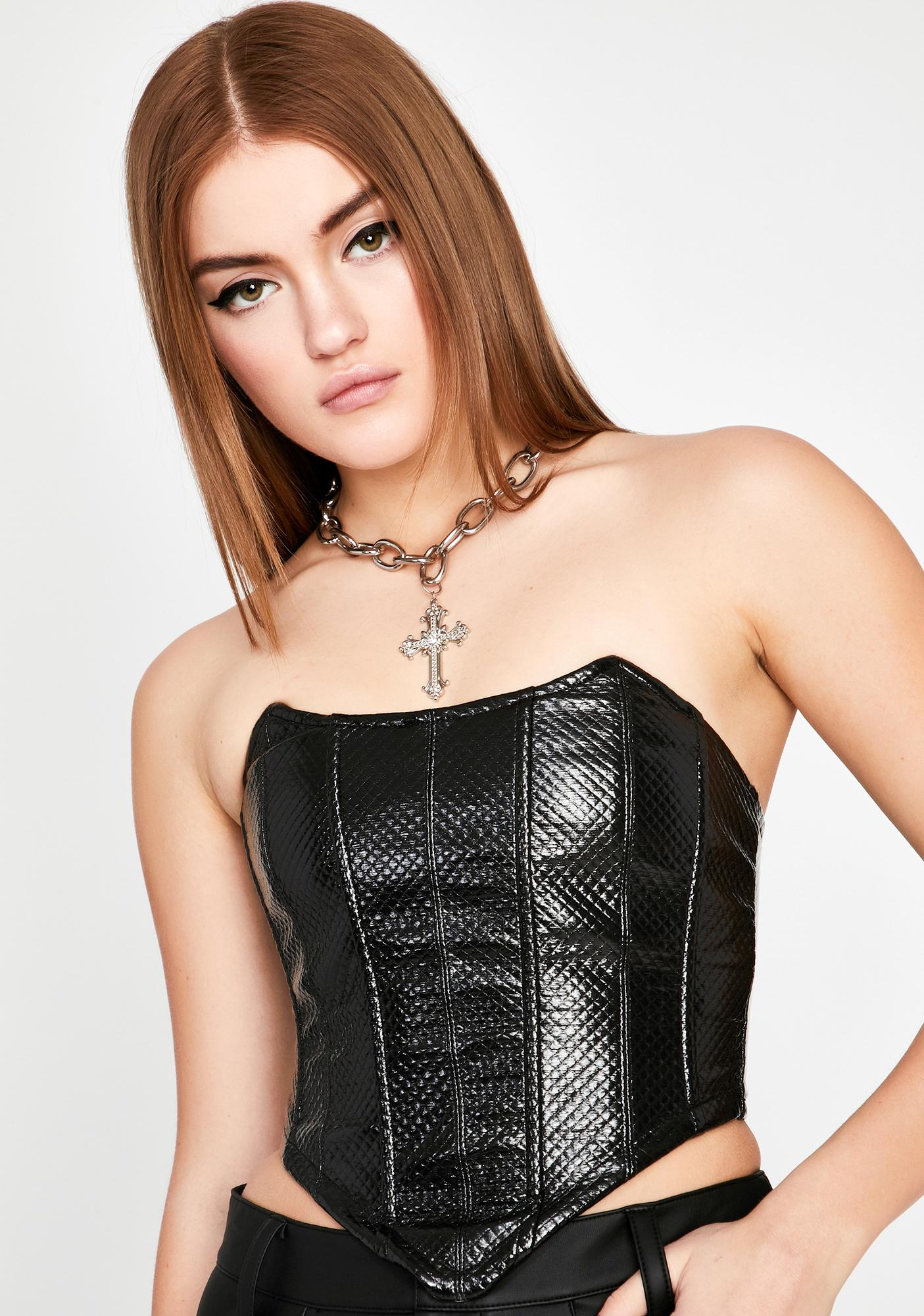Wicked Winds Corset Top