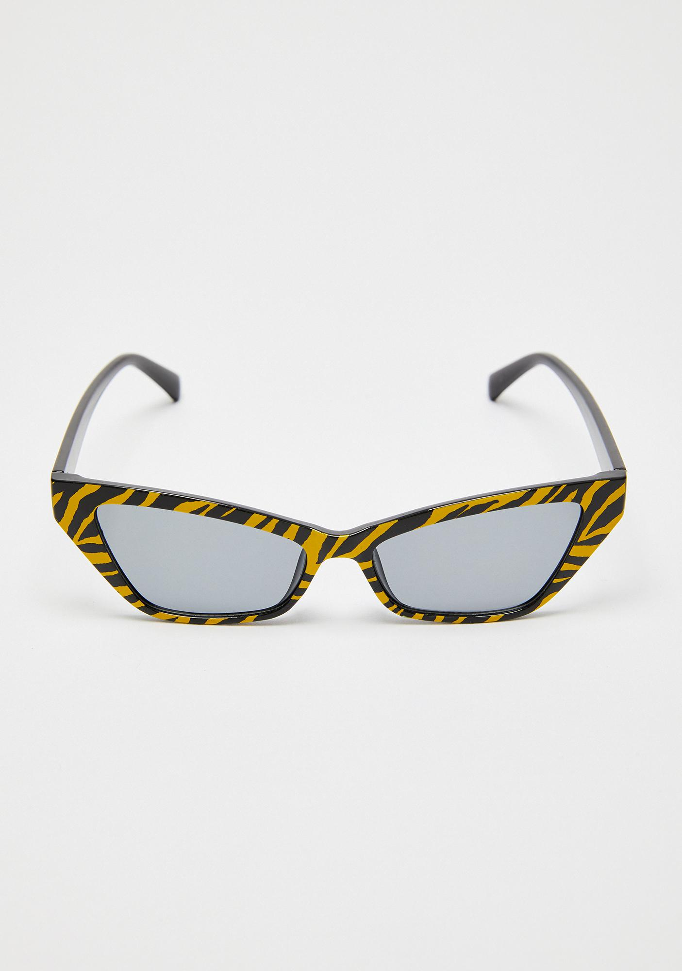 Replay Vintage Sunglasses Miss Tiger Cat-Eye Sunglasses