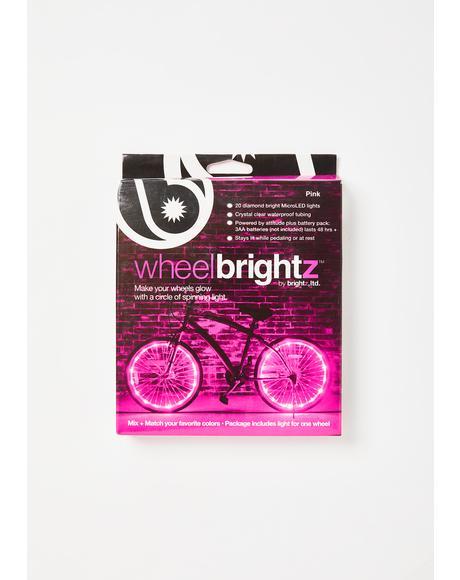 Pink Wheel Brightz