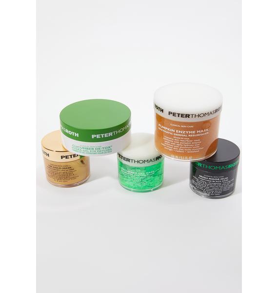 Peter Thomas Roth Mask-A-Holic 5 Piece Skin Care Set