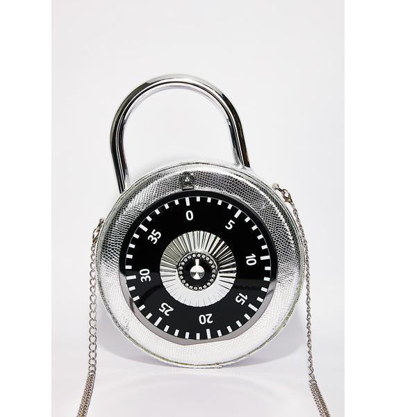 Locked Down Crossbody Bag